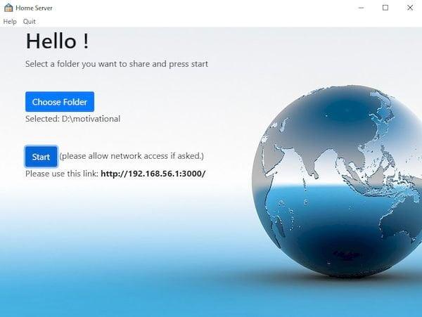 Como instalar o servidor de compartilhamento homeserver no Linux