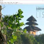 Como instalar o Visualizador de imagens Nomacs no Linux via Flatpak