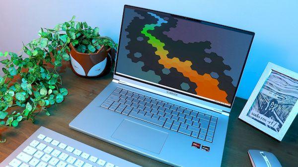 Conheça o Ultrabook KDE Slimbook com CPUs AMD Ryzen 4000 Series
