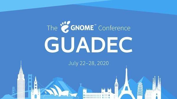 GUADEC 2020 começa hoje como a primeira conferência virtual do GNOME