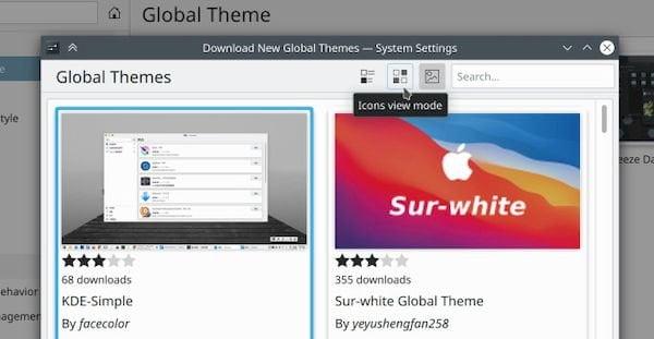 KDE continua trabalhando em muitas mudanças no Plasma 5.20