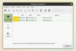 KeePassXC 2.6.0 lançado com novos temas claros e escuros, verificações de senha