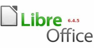 LibreOffice 6.4.5 lançado com mais de 100 correções de bugs
