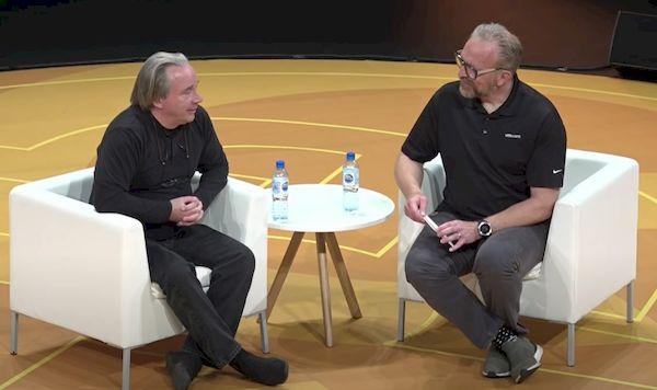 Linus Torvalds disse que não é mais um programador: Meu trabalho é dizer não