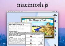 Mac OS 8 no Linux? Agora você pode executar usando o macintosh.js