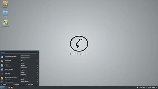 Neptune 6.5 lançado com kernel 5.6 e systemd 245.6 atualizado