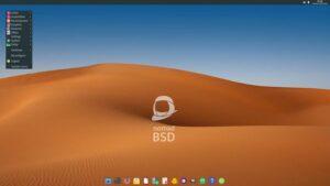 NomadBSD 1.3.2 lançado - Confira as novidades e veja onde baixar