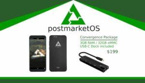 PinePhone postmarketOS Community Edition já está em pré venda