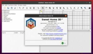 Sweet Home 3D 6.4 lançado com novos recursos e correções