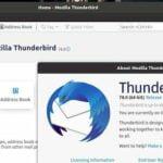 Thunderbird 78 lançado com vários novos recursos e melhorias