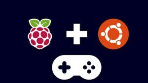Ubuntu Retro Remix, uma nova distro para Raspberry Pi para gamers retrô
