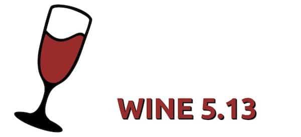 WINE 5.13 lançado com a correção de um bug com mais de 15 anos
