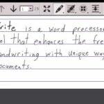 Write 3 lançado com exibição em painel dividido e suporte SVG melhorado