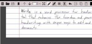 Write 3 lançado com exibição em painel dividido e suporte SVG aprimorado