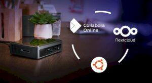 Agora você pode integrar o Collabora Online ao Nextcloud Ubuntu Appliance
