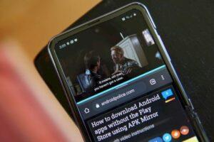 Atualização recente do Netflix quebrou a reprodução em tela dividida