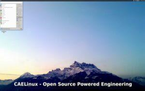 CAELinux 2020 lançado com base no Xubuntu 18.04
