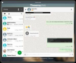 Como instalar o cliente não oficial Threema ThreemaQT no Linux