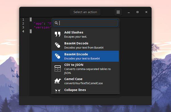 Como instalar o editor de textos Boop-GTK no Linux via Flatpak
