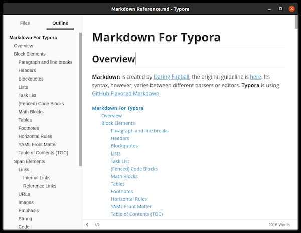 Como instalar o editor Markdown Typora no Linux via Snap
