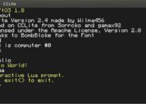 Como instalar o emulador ComputerCraft CCLite no Linux via Snap