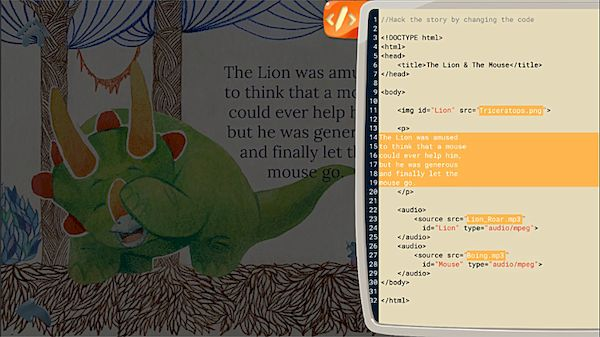 Como instalar o livro interativo Fablemaker no Linux via Flatpak