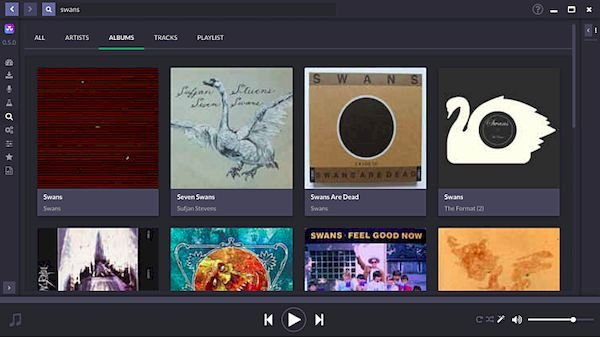 Como instalar o Streaming music player Nuclear no Linux via Flatpak