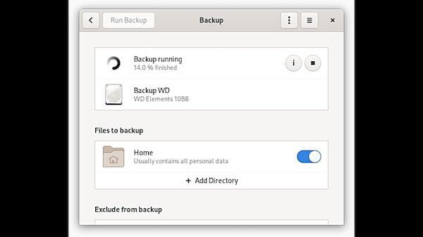 Como instalar o utilitário Pika Backup no Linux via Flatpak