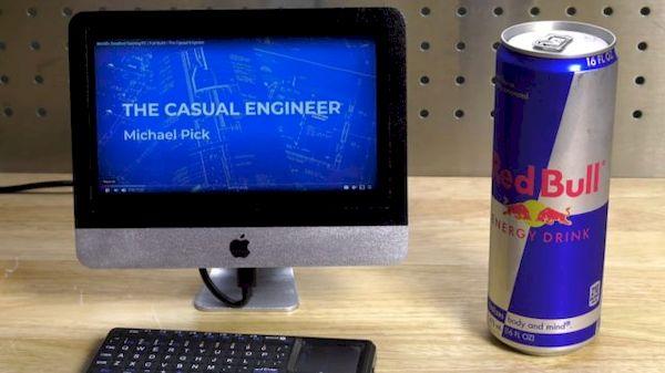 Desenvolvedor construiu o menor iMac do mundo usando Raspberry Pi