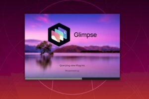 Glimpse 0.2.0 lançado com base no GIMP 2.10.18 e atalhos de teclado do PhotoGIMP