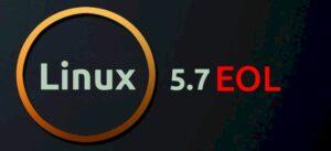 Kernel 5.7 chegou o fim da vida útil! É hora de atualizar o 5.8!