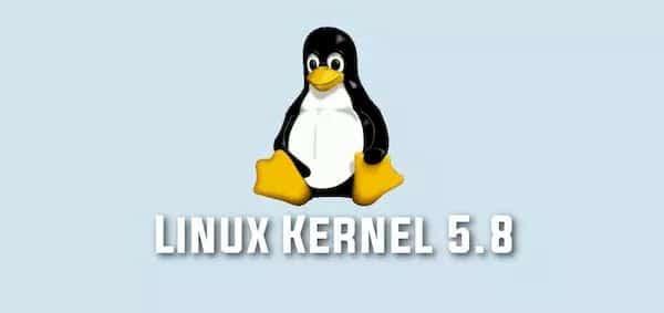 Kernel 5.8.1 lançado com correções de bugs para vários drivers
