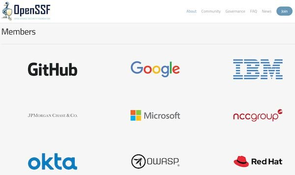 Microsoft criou a Open Source Security Foundation junto com Red Hat, Google e outros