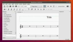 MuseScore 3.5 lançado com reprodução de símbolos de acordes