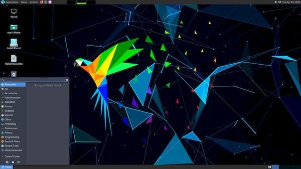 Parrot 4.10 lançado com uma edição Xfce, AnonSurf 3.0 e Metasploit 6.0