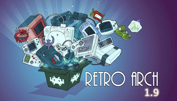RetroArch 1.9 lançado com muitos benefícios para jogadores Retro Linux