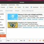 Tartube no Linux - Um front-end para o Youtube-DL Video Downloader
