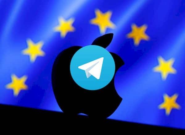Telegram fez uma queixa contra a Apple às autoridades antitruste da UE