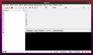 TeXstudio 3.0.0 lançado com algumas melhorias e correções