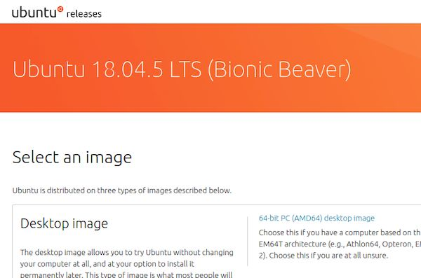 Ubuntu 18.04.5 LTS lançado com Kernel 5.4 LTS do Ubuntu 20.04 LTS