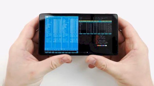Zero Terminal 3 - um PC Linux com Raspberry Pi e tela sensível ao toque