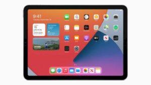 Apple lançou o novo iPad Air com Touch ID montado na parte superior