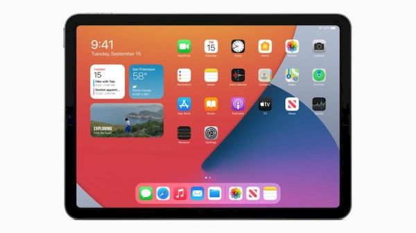 Apple lançou o novo iPad Air com Touch ID montado na parte superior