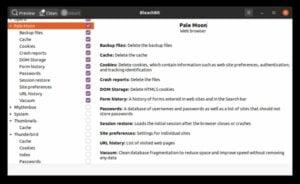 BleachBit 4.1.0 lançado com suporte a limpeza do Pale Moon e Zoom