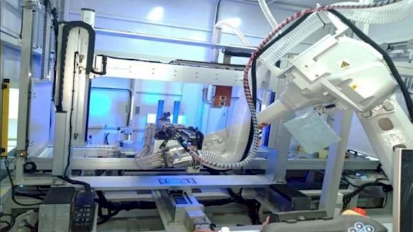 BYD abriu sua primeira fábrica de baterias de LFP no Brasil