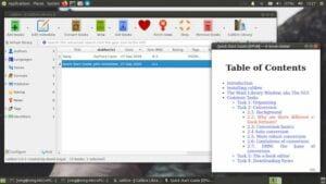 Calibre 5 lançado com realces de texto armazenados no e-book e mais