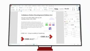 CODE 6.4 lançado com uma nova aparência, e muitas melhorias