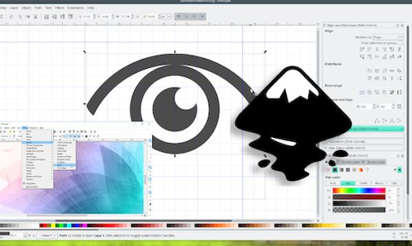 Como instalar a versão mais recente do Inkscape no Linux via AppImage