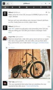 Como instalar o cliente Twitter Cawbird no Linux via Snap