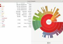 Como instalar o Disk Usage Analyzer no Linux via Flatpak